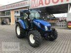 Traktor des Typs New Holland T4.85 in Burgkirchen