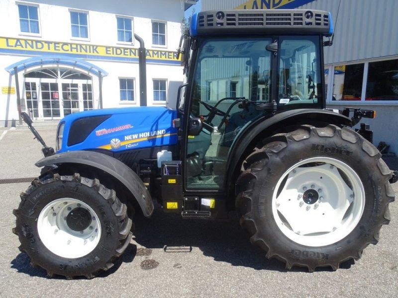 Traktor des Typs New Holland T4.90 Low Profile, Neumaschine in Burgkirchen (Bild 5)