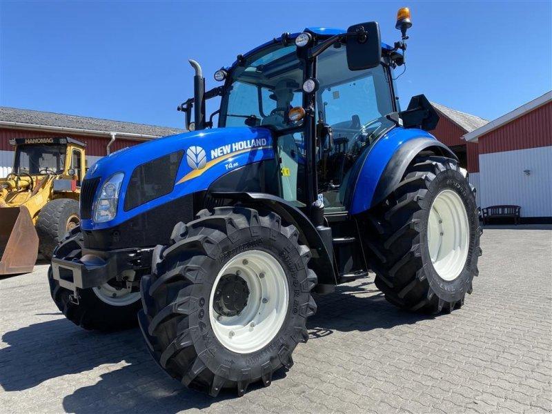 Traktor типа New Holland T4.95 KUN 980 TIMER! GODT UDSTYRET!, Gebrauchtmaschine в Aalestrup (Фотография 1)