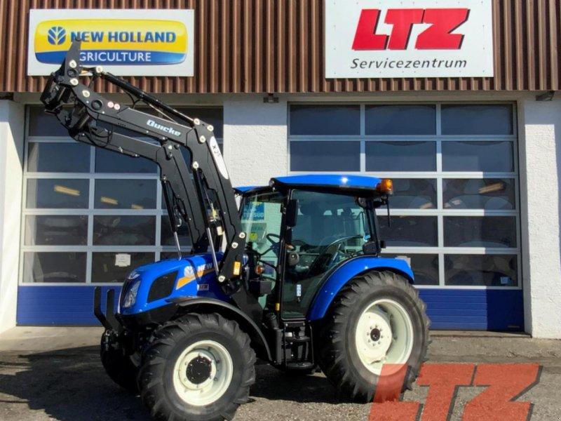 Traktor des Typs New Holland T4S.55 CAB 4WD, Neumaschine in Ampfing (Bild 1)