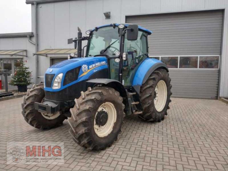 Traktor des Typs New Holland T5-95 IM KUNDENAUFTRAG, Gebrauchtmaschine in Dummerstorf OT Petschow (Bild 1)