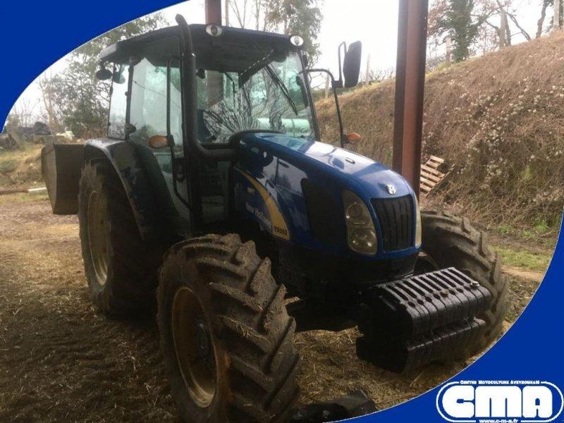 Traktor типа New Holland T5050, Gebrauchtmaschine в RODEZ (Фотография 1)