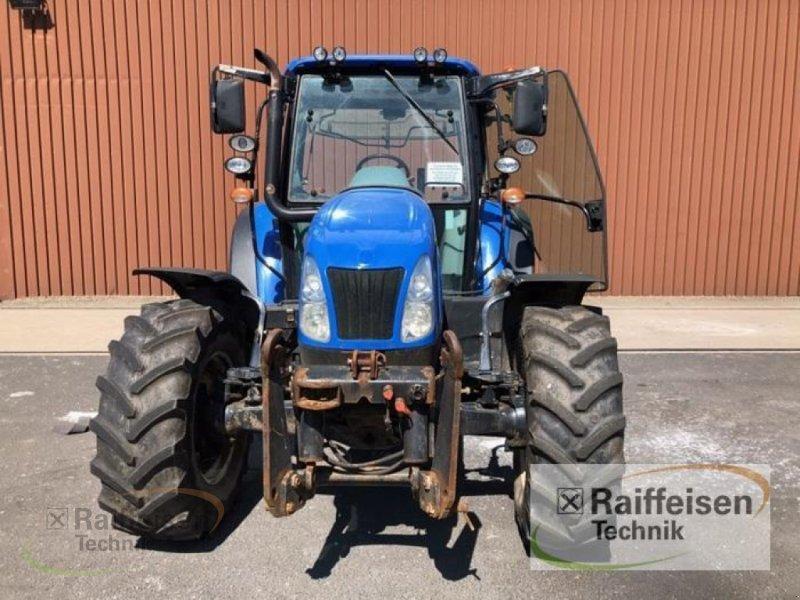 Traktor des Typs New Holland T5050, Gebrauchtmaschine in Frankenberg/Eder (Bild 4)
