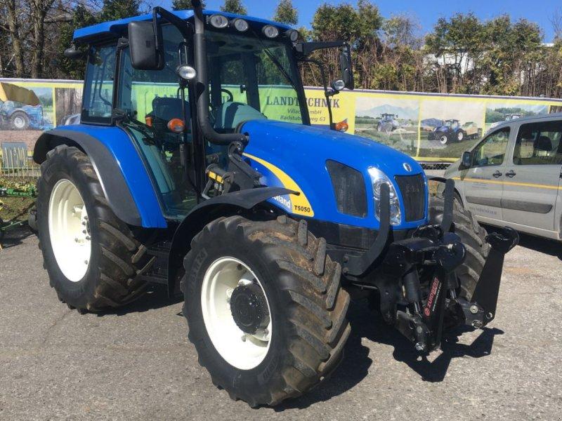 Traktor des Typs New Holland T5050, Gebrauchtmaschine in Villach (Bild 1)