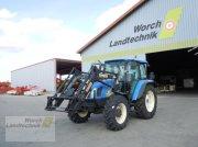 Traktor типа New Holland T5060 Allrad DualCom, Gebrauchtmaschine в Schora
