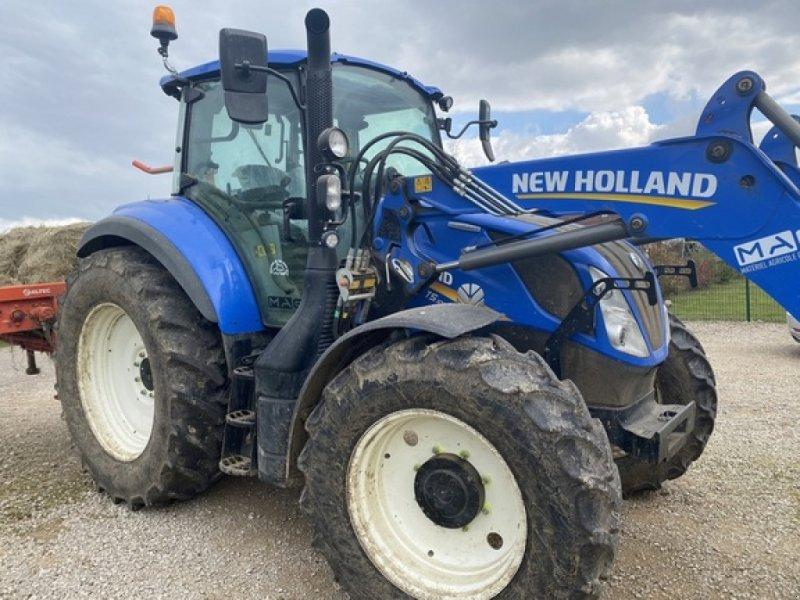 Traktor typu New Holland T5.100 CH, Gebrauchtmaschine w SAVIGNEUX (Zdjęcie 1)