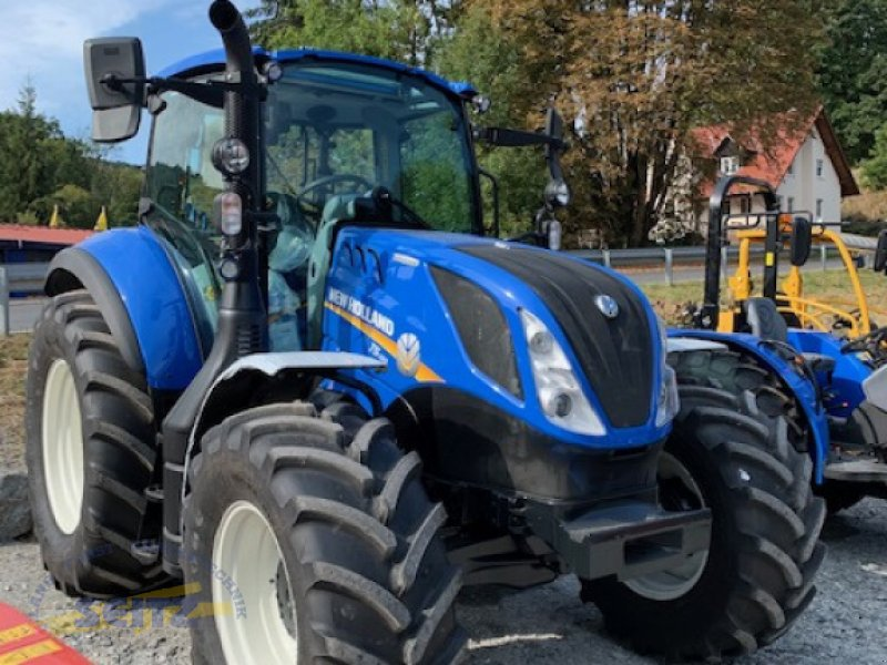 Traktor типа New Holland T5.100 EC, Neumaschine в Lindenfels-Glattbach (Фотография 1)