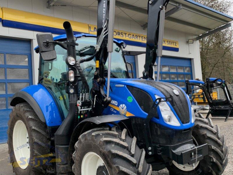 Traktor des Typs New Holland T5.100 EC, Gebrauchtmaschine in Lindenfels-Glattbach (Bild 1)