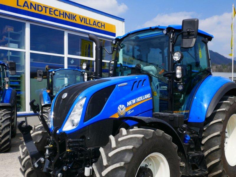 Traktor des Typs New Holland T5.100 Electro Command, Gebrauchtmaschine in Villach (Bild 1)