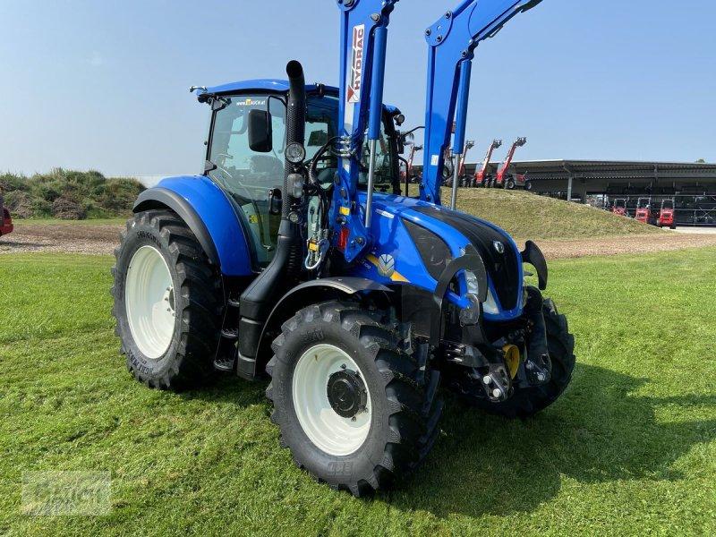 Traktor des Typs New Holland T5.100 Electro Command, Gebrauchtmaschine in Burgkirchen (Bild 1)