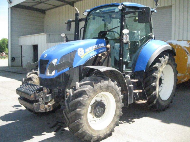 Traktor типа New Holland T5.105 DC Dual Command, Gebrauchtmaschine в BRECE (Фотография 1)