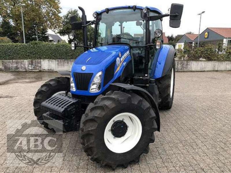 Traktor des Typs New Holland T5.105 DC KABINE SUP, Neumaschine in Bösel (Bild 6)