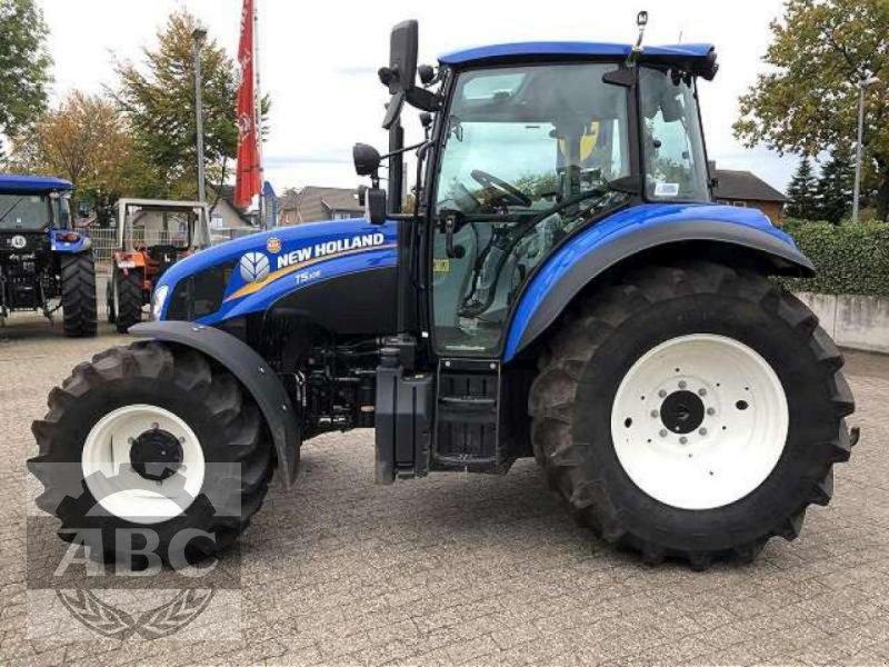 Traktor des Typs New Holland T5.105 DC KABINE SUP, Neumaschine in Bösel (Bild 7)