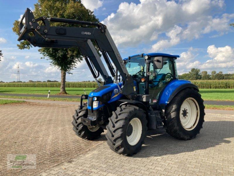 Traktor des Typs New Holland T5.105 T4i, Gebrauchtmaschine in Rhede / Brual (Bild 1)