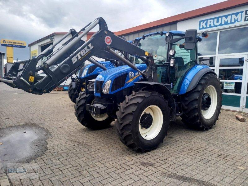 Traktor des Typs New Holland T5.105, Gebrauchtmaschine in Malterdingen (Bild 1)