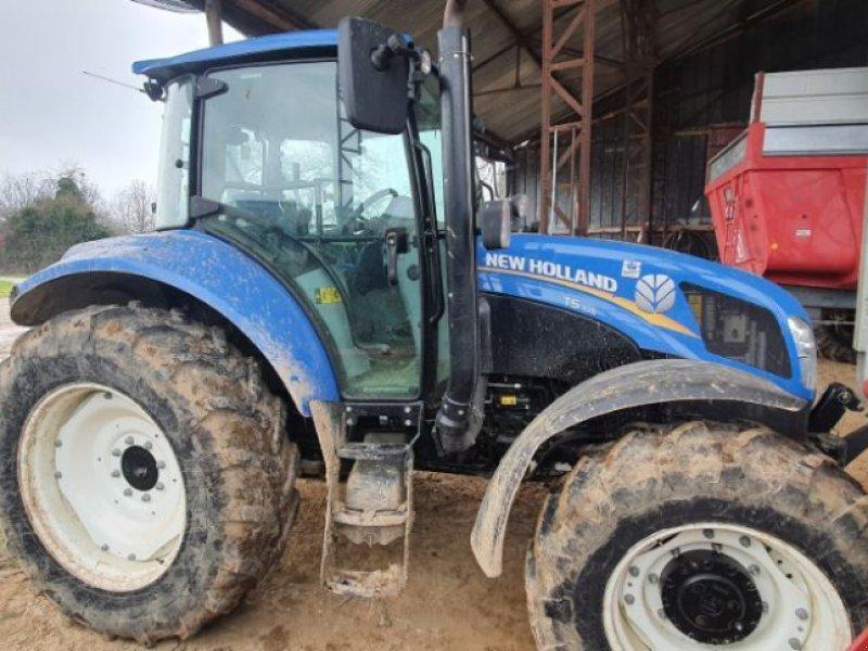 Traktor tip New Holland T5.105, Gebrauchtmaschine in CHAUMONT (Poză 1)