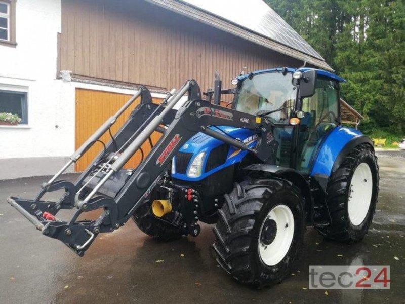 Traktor des Typs New Holland T5.105, Gebrauchtmaschine in Stockach (Bild 1)