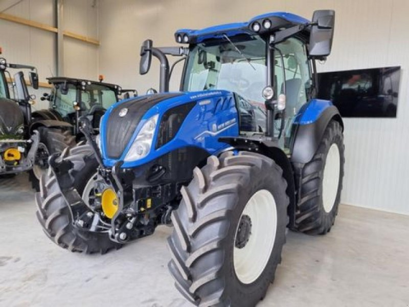 Traktor des Typs New Holland t5.110 dc (stage v), Gebrauchtmaschine in GÖPFRITZ (Bild 1)
