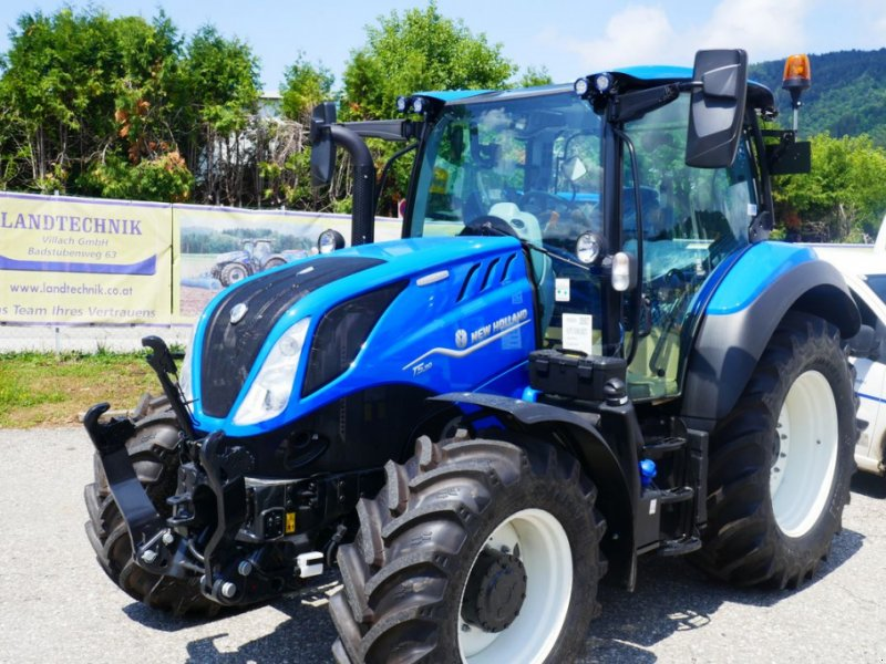 Traktor типа New Holland T5.110 DC (Stage V), Gebrauchtmaschine в Villach (Фотография 1)