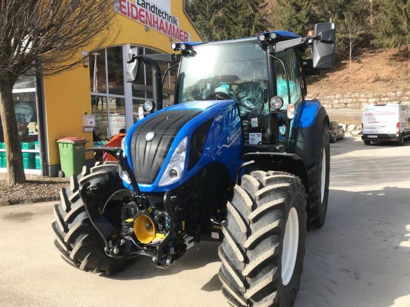 Traktor des Typs New Holland T5.110 DC, Neumaschine in Burgkirchen (Bild 1)