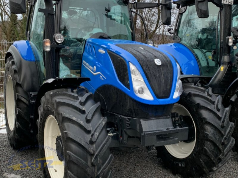Traktor des Typs New Holland T5.110 Dynamic Command, Neumaschine in Lindenfels-Glattbach (Bild 1)