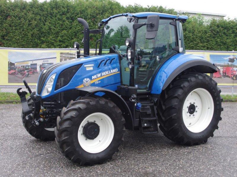 Traktor des Typs New Holland T5.110 Electro Command, Gebrauchtmaschine in Villach (Bild 1)