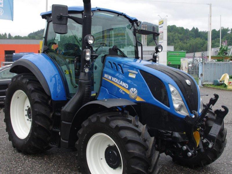 Traktor des Typs New Holland T5.110 Electro Command, Gebrauchtmaschine in Villach (Bild 2)