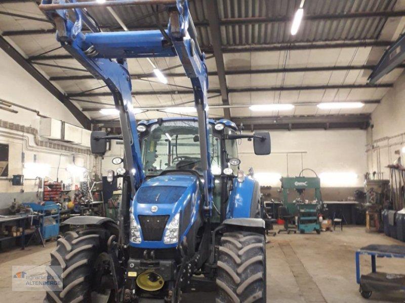 Traktor типа New Holland T5.115 DualCommad, Gebrauchtmaschine в Altenberge (Фотография 1)