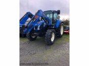 Traktor a típus New Holland T5.115, Gebrauchtmaschine ekkor: SAUZE VAUSSAIS