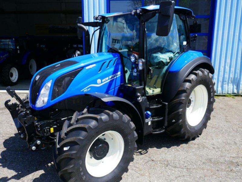 Traktor des Typs New Holland T5.120 AC (Stage V), Gebrauchtmaschine in Villach (Bild 1)