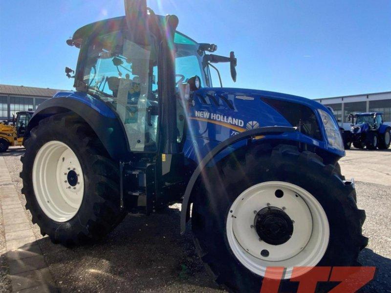 Traktor типа New Holland T5.120 AC, Neumaschine в Ampfing (Фотография 3)