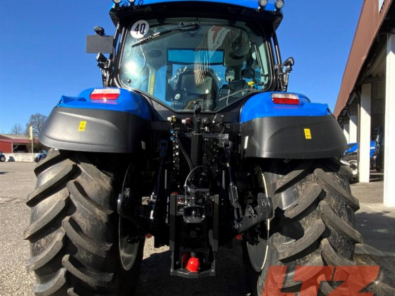 Traktor типа New Holland T5.120 AC, Neumaschine в Ampfing (Фотография 4)