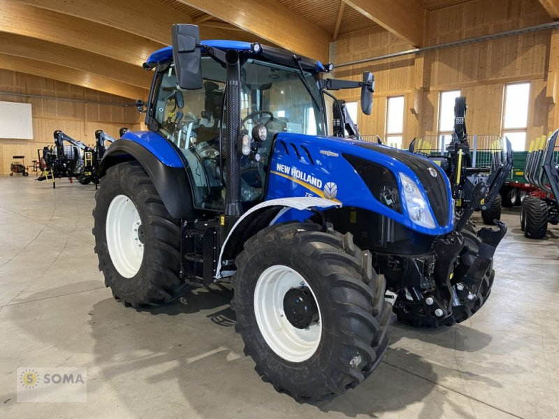 Traktor des Typs New Holland T5.120 AutoCommand, Neumaschine in Fischbach (Bild 1)