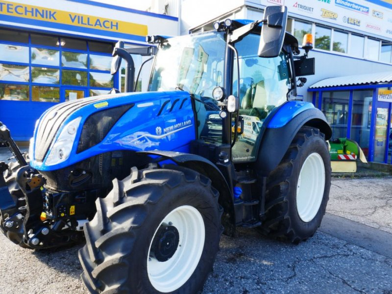 Traktor типа New Holland T5.120 DC (Stage V), Gebrauchtmaschine в Villach (Фотография 1)