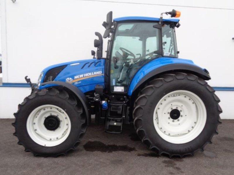 Traktor типа New Holland T5.120 EC, Gebrauchtmaschine в Langenau (Фотография 9)
