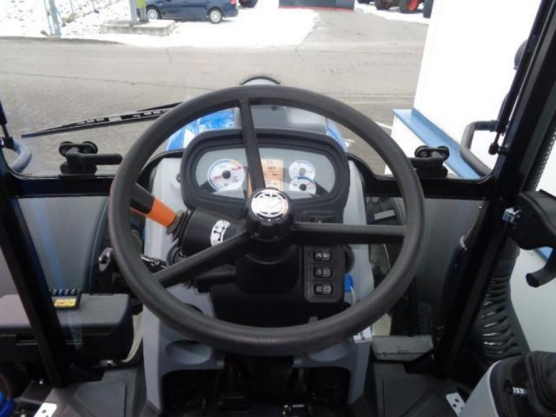 Traktor типа New Holland T5.120 EC, Gebrauchtmaschine в Langenau (Фотография 6)