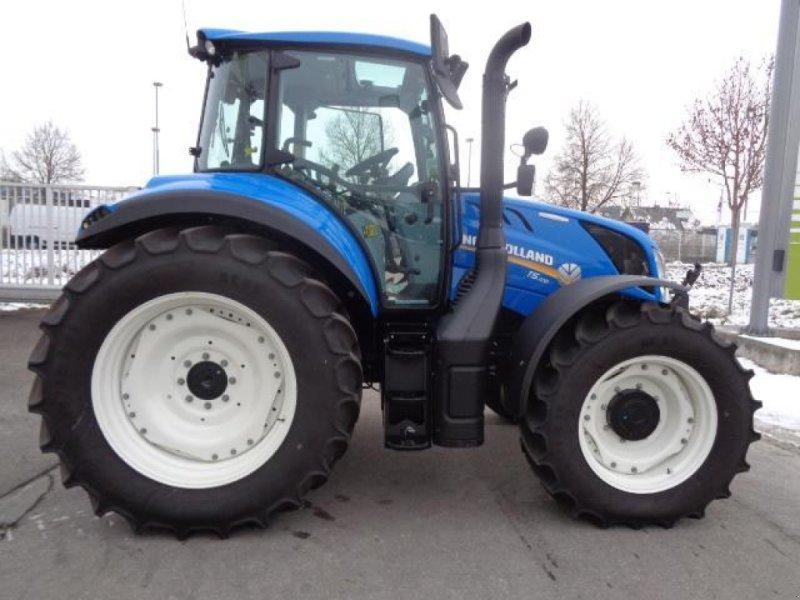 Traktor типа New Holland T5.120 EC, Gebrauchtmaschine в Langenau (Фотография 7)