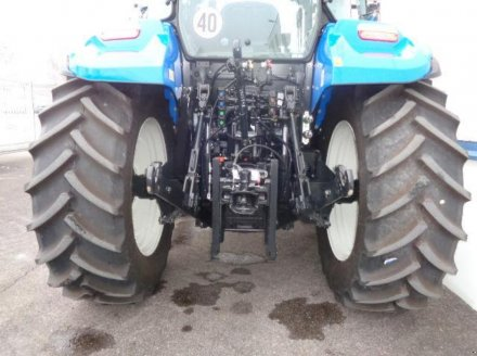Traktor типа New Holland T5.120 EC, Gebrauchtmaschine в Langenau (Фотография 4)