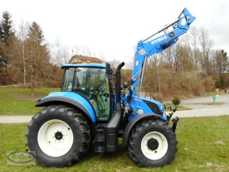 Traktor des Typs New Holland T5.120 Electro Command, Vorführmaschine in Münzkirchen (Bild 6)
