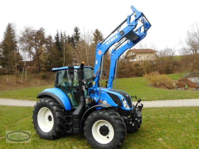 Traktor des Typs New Holland T5.120 Electro Command, Vorführmaschine in Münzkirchen (Bild 5)