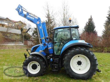 Traktor des Typs New Holland T5.120 Electro Command, Vorführmaschine in Münzkirchen (Bild 9)