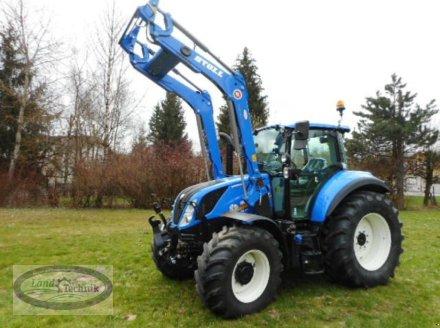 Traktor des Typs New Holland T5.120 Electro Command, Vorführmaschine in Münzkirchen (Bild 1)