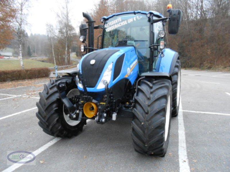 Traktor des Typs New Holland T5.120, Neumaschine in Münzkirchen (Bild 1)