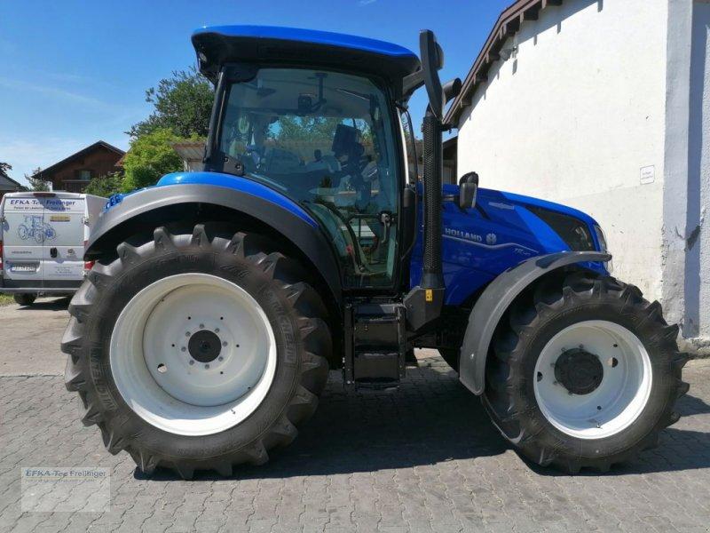 Traktor des Typs New Holland T5.140 AC (Stage V), Neumaschine in Obing (Bild 1)
