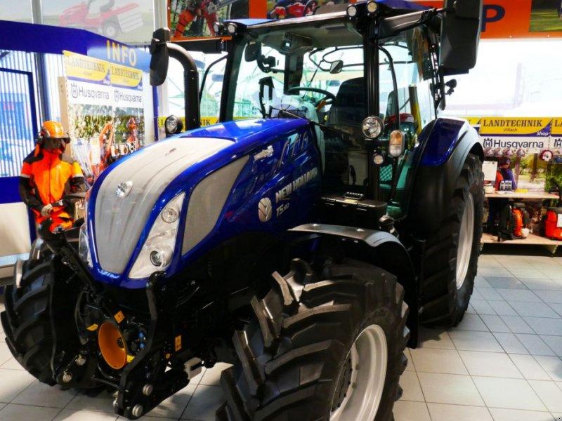 Traktor des Typs New Holland T5.140 AC (Stage V), Gebrauchtmaschine in Villach (Bild 1)