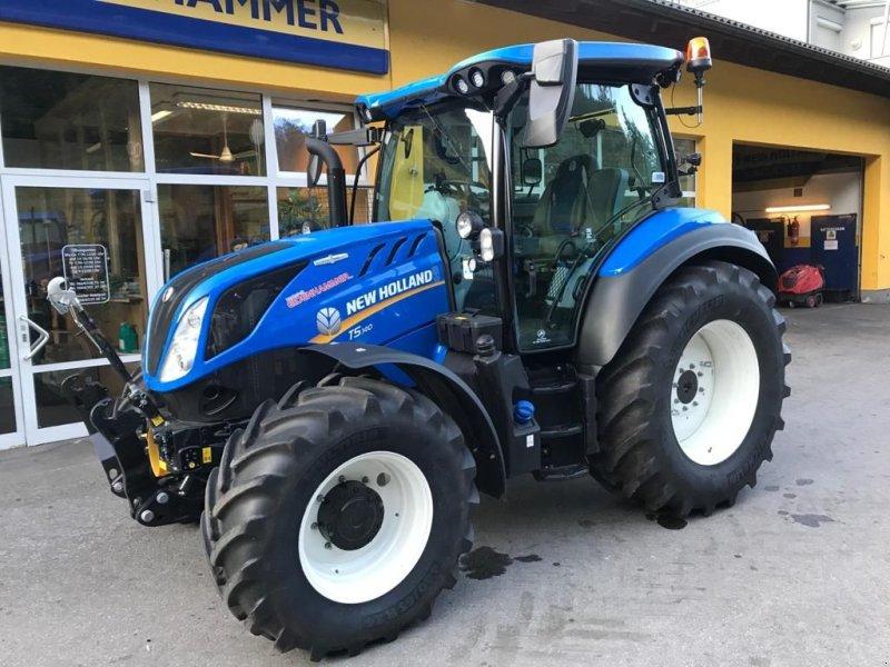 Traktor des Typs New Holland T5.140 AC, Neumaschine in Burgkirchen (Bild 1)