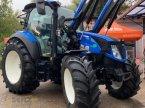 Traktor des Typs New Holland T5.140 AC in Lindenfels-Glattbach