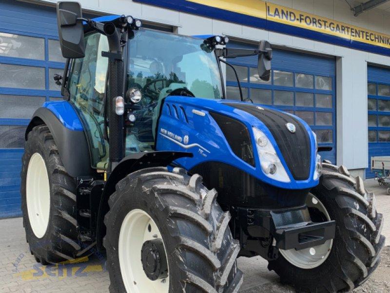 Traktor типа New Holland T5.140 DC, Neumaschine в Lindenfels-Glattbach (Фотография 1)