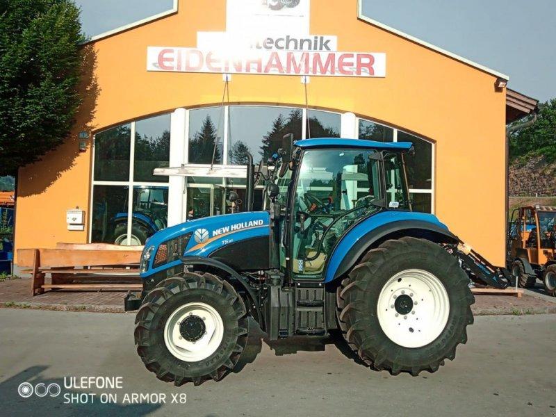 Traktor типа New Holland T5.85 DC, Neumaschine в Burgkirchen (Фотография 1)