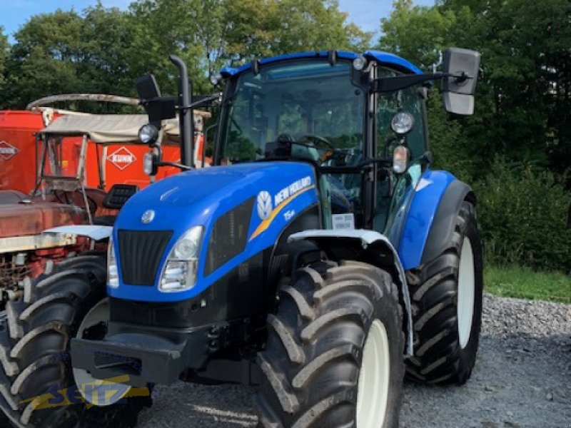 Traktor типа New Holland T5.85 DC, Neumaschine в Lindenfels-Glattbach (Фотография 1)